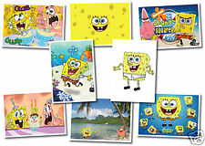Spongebob Squarepants Collection - set of 8 Postcards