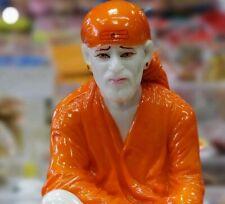 Shirdi Sai Baba Ji Statue 9.5 Inches height  Polyresin USA Seller fast shipping