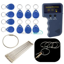 125KHz RFID Handheld Copier/Writer/Readers/Duplicator With 10PCS ID Tags