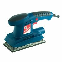 1/3 Sheet 150W Orbital Electric Sander with Dust Extraction Port