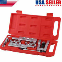 HVAC Flaring and Swaging Tool Kit Flares OD Soft Refrigeration Copper Tubing