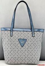 Canvas Satchel GUESS Handbags