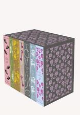 Jane Austen: The Complete Works 7-Book Boxed Set (Penguin Clothbound Classics)