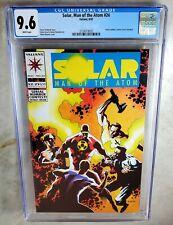 Solar Man Of The Atom #24 Valiant Comics 1993 CGC 9.6 NM+ WP - Comic H0027