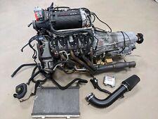 2014 Camaro Ss 62 L99 Engine Supercharged Liftout 6 Speed Auto Lsa Ls3 39k Vid