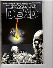 The Walking Dead Volume 9 Image Comics TPB Graphic Novel Comic Book AMC TV J223