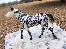 Breyer Model Horse Gloss Colorshift Carrick Masquerade #2 Stunning Beautiful  =)