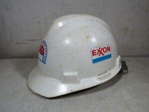Vintage Exxon Company Hard Hat