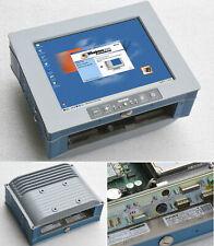 "Noax Computer 8 "" 21cm Touchscreen C8 N7A C400 2x RS-232 40GB 12V NT Windows"