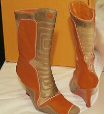 walter van beirendonck  bottes femme  vintage