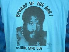 vintage 80s Junkyard Dog Mid South Wrestling Uwf Muscle T-Shirt M/L wwf nwa wcw