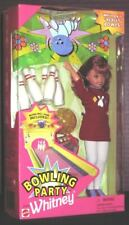 Bowling Party Whitney Doll (Friend of Stacie, Sister of Barbie)(New)