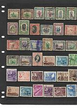 North Borneo, Sabah & Sarawak: Used Nice stamp Acollection  as shown
