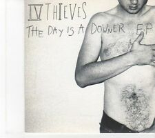 (EY624) IV Thieves, The Day Is A Downer EP - 2006 DJ CD