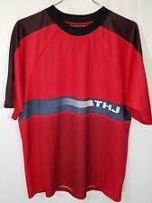 Tommy Hilfiger Jeans soccer jersey szM mens 90s vintage flag