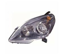 08-14 VAUXHALL ZAFIRA B NEAR SIDE HEAD LIGHT LAMP Black Smoke INNER PASSENGER LH