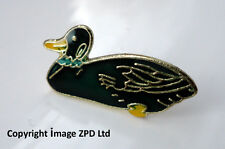 ZP267 Duck enamel pin badge Brooch quack quack