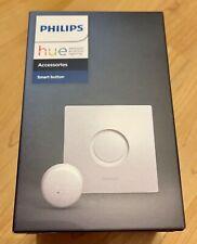 BRAND NEW Philips Hue Smart Button Wireless Control Smart Lighting