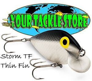 Storm TF08 Original Series Thin Fin You Pick Color & Quantity NIB