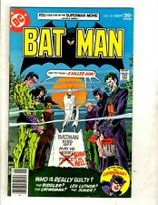 Batman # 291 VF/NM DC Comic Book Robin Joker Catwoman Gotham Penguin Ivy GK1