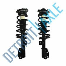New Both (2) Front Complete Quick Struts w/Spring & Mounts for Equinox Torrent