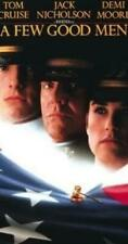 A Few Good Men. Vhs Pal 2 Cert 15 Jack Nicholson Tom Cruise Demi Moore