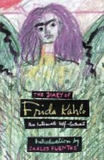 The Diary of Frida Kahlo : An Intimate Self-Portrait (1995, Hardcover)