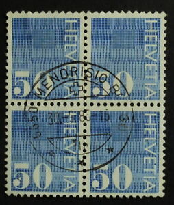 timbre poste. Suisse. n°863