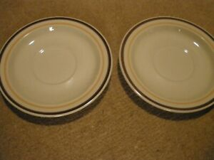 Vintage Countryside Stoneware Collection - Saucer - Japan