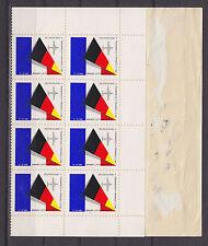 Briefmarkenentwurf der DBP als Klebemarke - Bremer Luftfahrttage 1967 !!