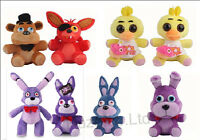 FNAF Five Nights At Freddy's Baby Plush Toy 10""