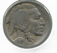 Rare Very Old Antique 1923 US Liberty Buffalo Nickel Collection Coin Cent Money