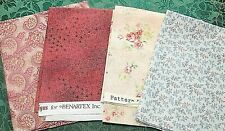 Brittany by RJR, Northern Lights + Other Cotton Quilt Craft Fabric 3 FQ