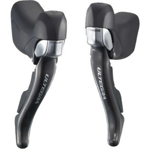 NEW Shimano Ultegra 6700 ST-6700 PAIR/SET 10x2 Speed STI Shifters W/Cables