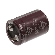 Original New Samyoung Snap In Capacitor 400V 100UF 22X30mm 105