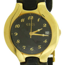 Ebel LIchine 18K Yellow Gold Automatic Watch