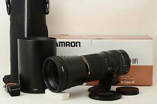 Tamron AF 200-500mm f/5-6.3 Di LD SP Lens for Canon [Very good]  (03-H82)
