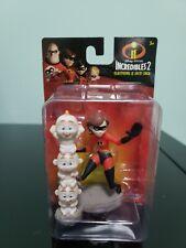 "Disney/Pixar The Incredibles 2 ""Elastigirl & Jack-Jack"""