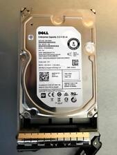 DELL 6TB Enterprise SAS drive DOM:4/2015 ST6000NM0034 NWCCG R740, R730, R520