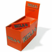 5000 rizla RED STANDARD papers FULL BOX 100