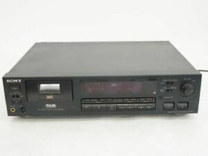 SONY DTC-690 Digital Audio Tape DAT Deck Player Recorder for Parts Repair F/S