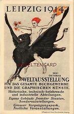 Normalformat Ansichtskarten aus Sachsen für Reklame