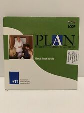 Plan Prescriptive Learning For All Nurses Mental Health Dvd New Sealed