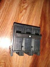 Three Pole 60 Amp Circuit Breaker Cutler HammerType Br360 Type C360 240V J-1074