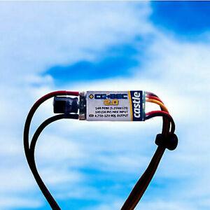 CC BEC 2.0 14A Max Output 14S Voltage Regulator Castle Creations CSE010015400