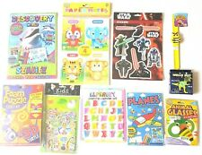 Children's Art & Craft Assorted 10 Packs of Kits/Sets for Kids activities & Fun