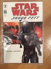 Dark Horse Comics Star Wars Jango Fett Graphic Novel First Printing Jan 2002