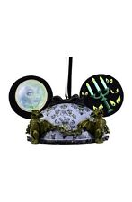 New Disney Parks Haunted Mansion Attraction Ride Resin Ear Hat Ornament