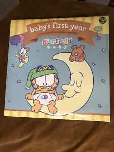 Garfield Baby's First Year Calendar