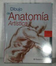 Dibujo de Anatomia Artistica Parramon New Nuevo
